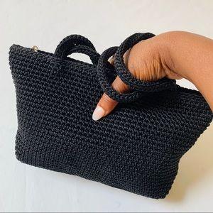The Sak crochet purse. But mini.